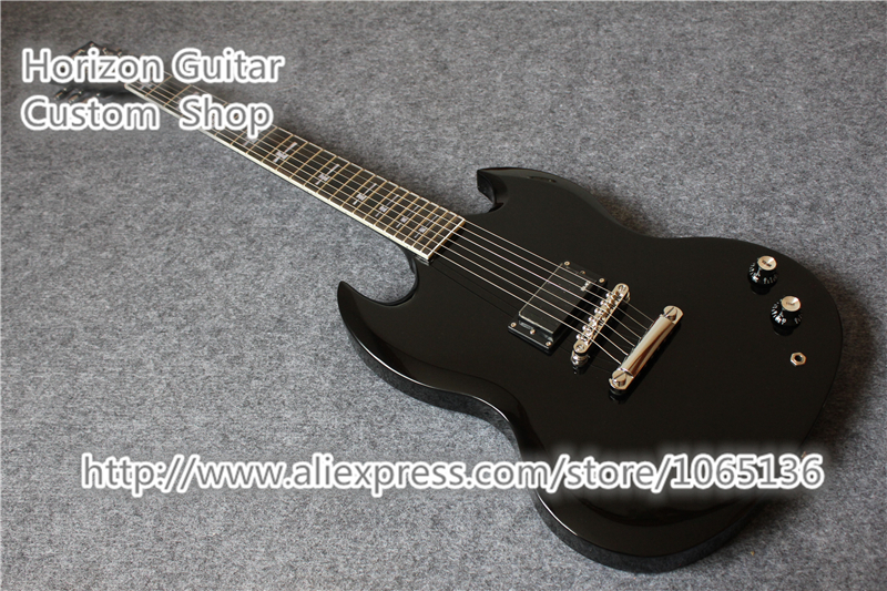 All Real Pictures Custom from Tony Lommi SG Guitar Ebony Fretboard ...