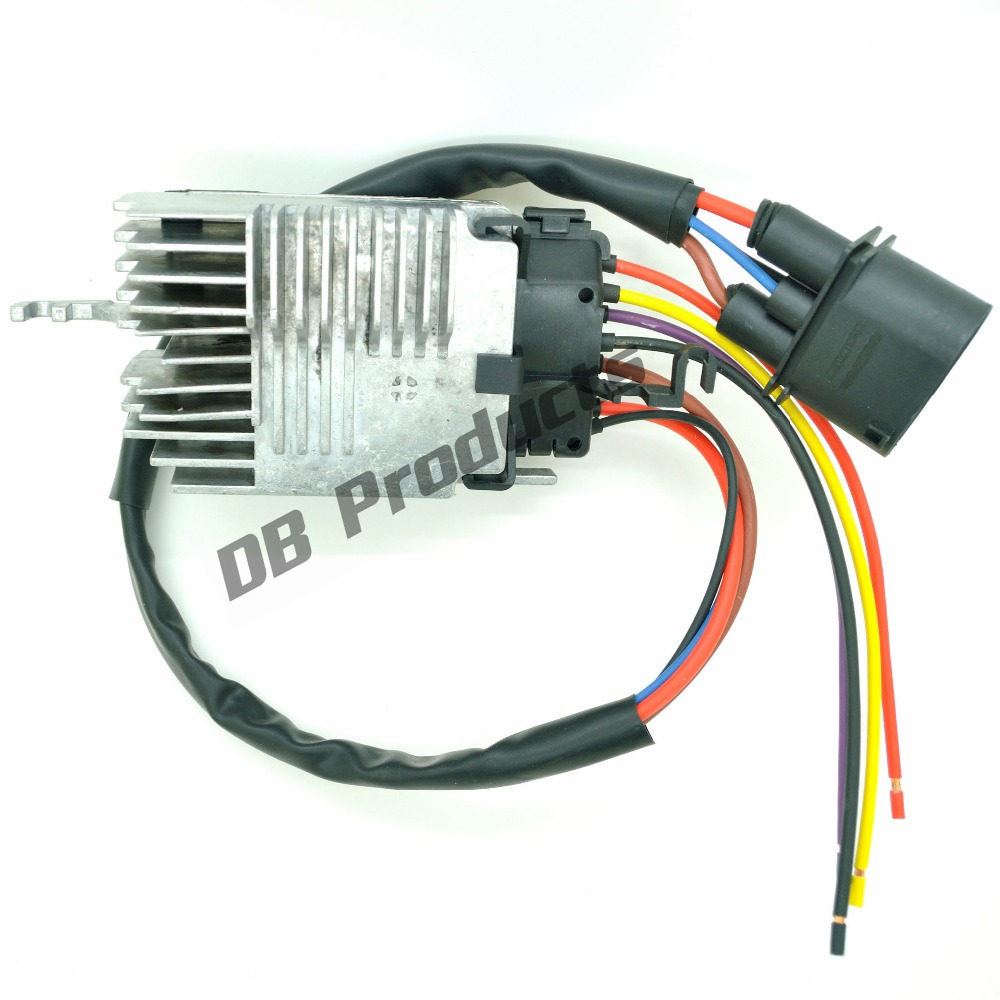 Electric Fan Control Resistance Unit FOR Audi A6 C6 Skoda Octavia OEM NO. 4F0959501G 4F0 959 501G
