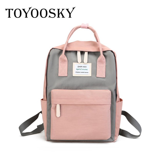 Multifunction women backpack fashion youth korean style shoulder bag laptop  backpack schoolbags for teenager girls boys travel 3443f72ab0c15