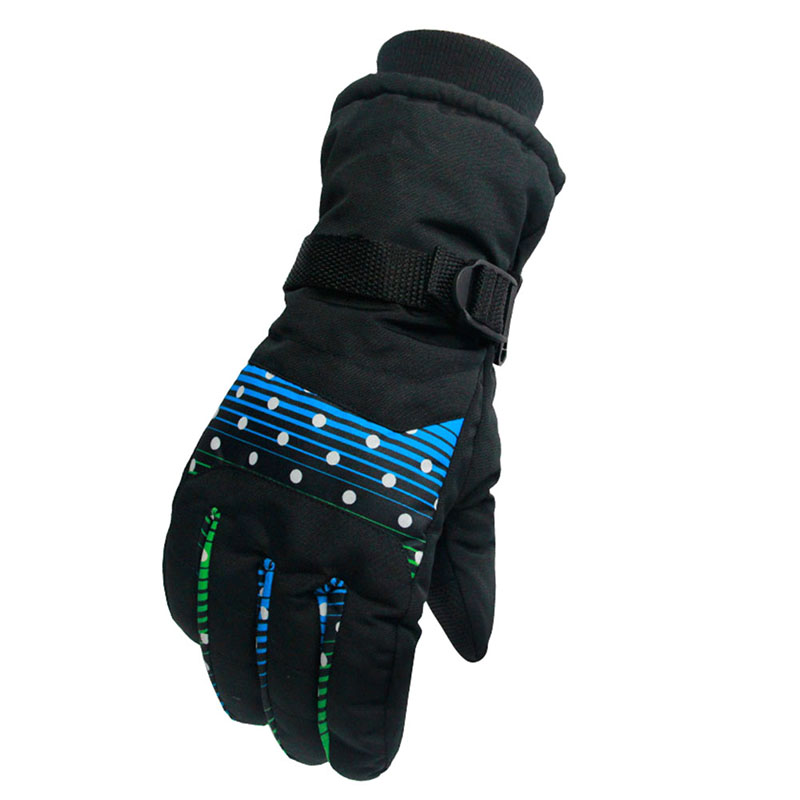 Windproof Wear-resistant Snowmobile Motorcycle Riding Ski Gloves Mountain Skiing Waterproof Winter Snow Unisex Gloves