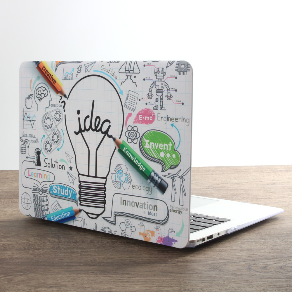 Art Feather Case for MacBook 48