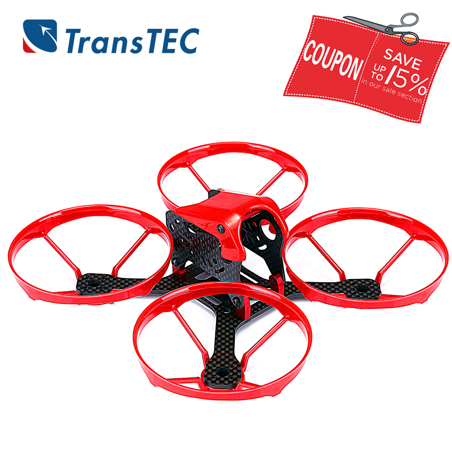 TransTEC KOBE KIT 140mm 48g Mini Quadrocopter Kit With