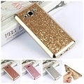 Luxury Glitter Bling TPU Case For Samsung Galaxy S4 S5 S6 S7 Edge Plus A3 A5 A7 J1 J3 J5 J7 2016 Grand Prime Phone Cover Cases