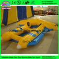 2016 most popular Inflatable Fly Fish Water Toy boat,fishing kayak motor boat for sale 2 tubes