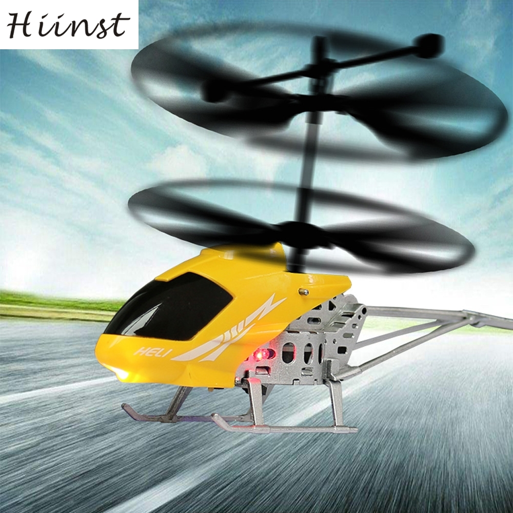 HIINST drop SHIP QF66 2.5CH Mini RC helicopter Radio Remote Control Aircraft Micro 2.5 Channel Aug15