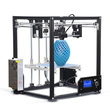 High Performance 210*210*280mm Print Size X5 DIY 3D Printer Professional High-Precision Printing Machine US EU Plug