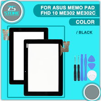 OEM Touch Screen Digitizer For Asus MeMO Pad FHD 10 ME302 ME302C 5425n FPC 1 Rev