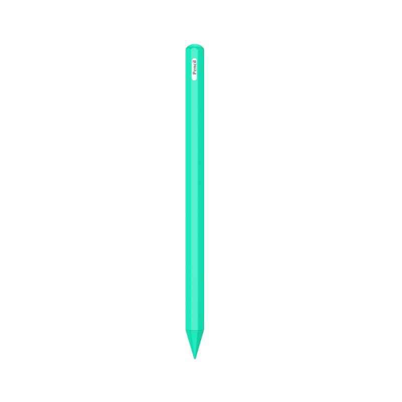 غطاء من السيليكون للحصول على قلم رصاص أبل 2nd جيل واقية كم إيبينسيل 2 قبضة الجلد غطاء حامل لباد برو 11 12.9 بوصة 2018