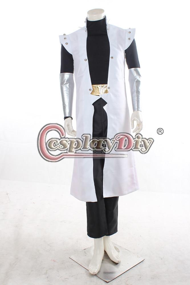 Fijn Cosplaydiy Yu-gi-oh Seto Kaiba Cosplay Kostuum Volwassen Mannen Halloween Outfit Custom Made
