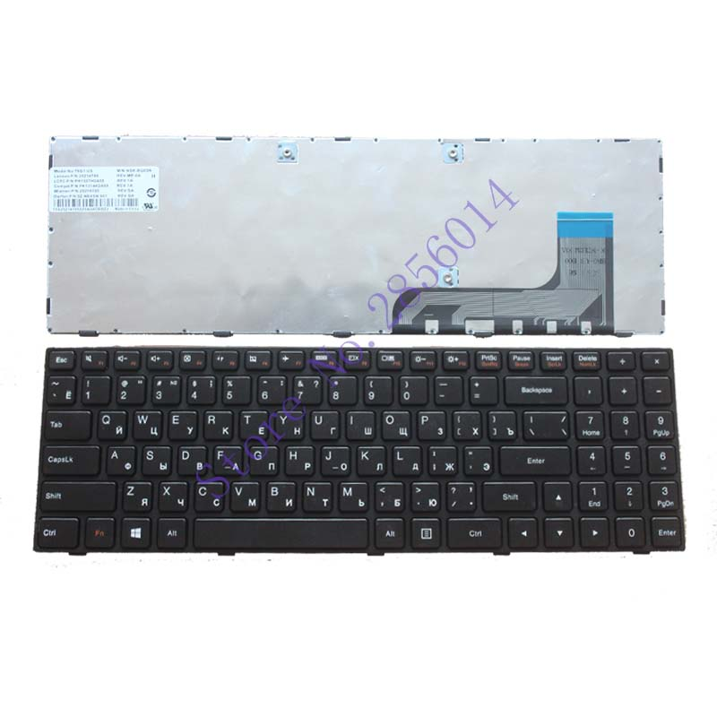 New Russian RU keyboard for Lenovo Ideapad 100-15 100-15IBY 100-15IB B50-10 PK131ER1A05 5N20h52634 9z.NCLSN.00R NANO NSK-BR0SN gappo bathtub faucet thermostatic shower mixers in wall faucets shower faucet thermostatic thermostat taps