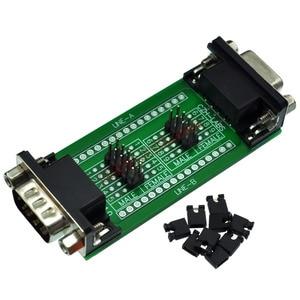 Image 5 - CZH LABS Combo Package Dsub DB9 DB15 DB25 DB37 Diagnostic Test Breakout Boards.