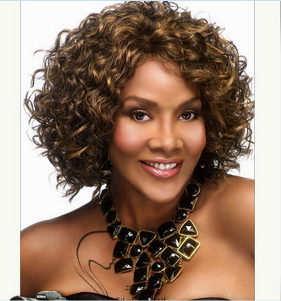 2015 New Arrival High Quality Synthetic Hair Fashionable Highlights