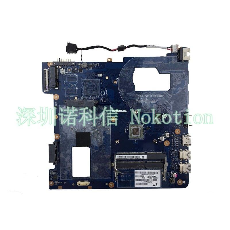 NOKOTION Laptop Motherboard For Samsung NP355 NP355E5C BA59-03420A VBLE4 VBLE5 LA-8868P Main board full test