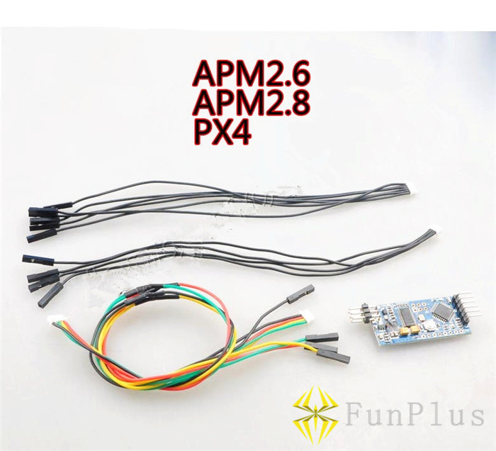 On-Screen Display 3DR Mavlink Mini OSD Board APM Telemetry for Pixhawk PX4 APM 2.6 2.8 Flight Control Board with Cable mini apm pro flight control neo 6m pm 915 433mhz 3dr radio telemetry