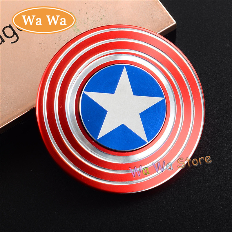 Fidget Spinner 2017 New Fidget Toy For Autism and ADHD Hand Spinner EDC Metal Tri Spinner