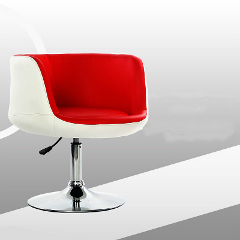 Creative Fashion Computer Chair Lifted Rotated Household Leisure Chair Office Staff Meeting Swivel Chair Nail Art Makeup StoolCreative Fashion Computer Chair Lifted Rotated Household Leisure Chair Office Staff Meeting Swivel Chair Nail Art Makeup Stool
