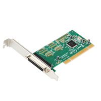 Parallel LPT Card PCI Expansion Card Adapter PCI To Parallel 25pin DB25 Printer Port Controller Card