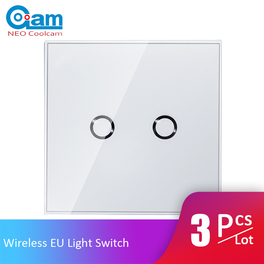 Back To Search Resultsconsumer Electronics Energetic 3pcs/lot Neo Coolcam Nas-sc01z Z-wave Plus Wall Light Switch 2ch Gang Home Automation Z Wave Smart Remote Control Light Switch Curing Cough And Facilitating Expectoration And Relieving Hoarseness
