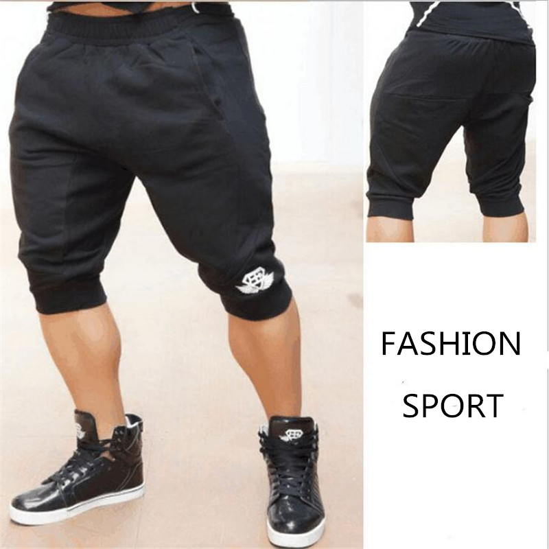 2017 NEW Brand clothing BE sporting Gyms shorts men fitness clothing shorts homme bodybuilding bermuda men shorts