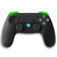 GameSir G3s Draadloze Bluetooth Gamepad Telefoon Controller voor PS3 Android Telefoon TV Android BOX Tablet PC VR Games (Groen)