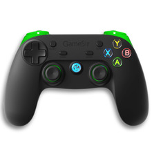 GameSir G3s Drahtlose Bluetooth Gamepad Telefon Controller für PS3 Android Telefon TV Android BOX Tablet PC VR Spiele (Grün)