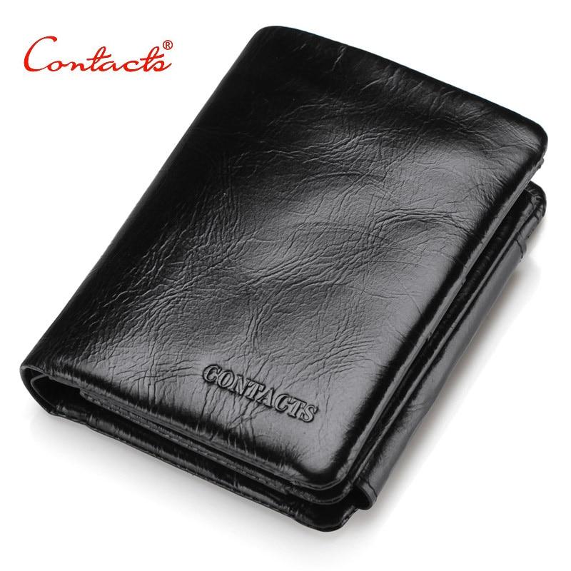 Contact S Men S Trifold Wallet Men S Wallets Fashion