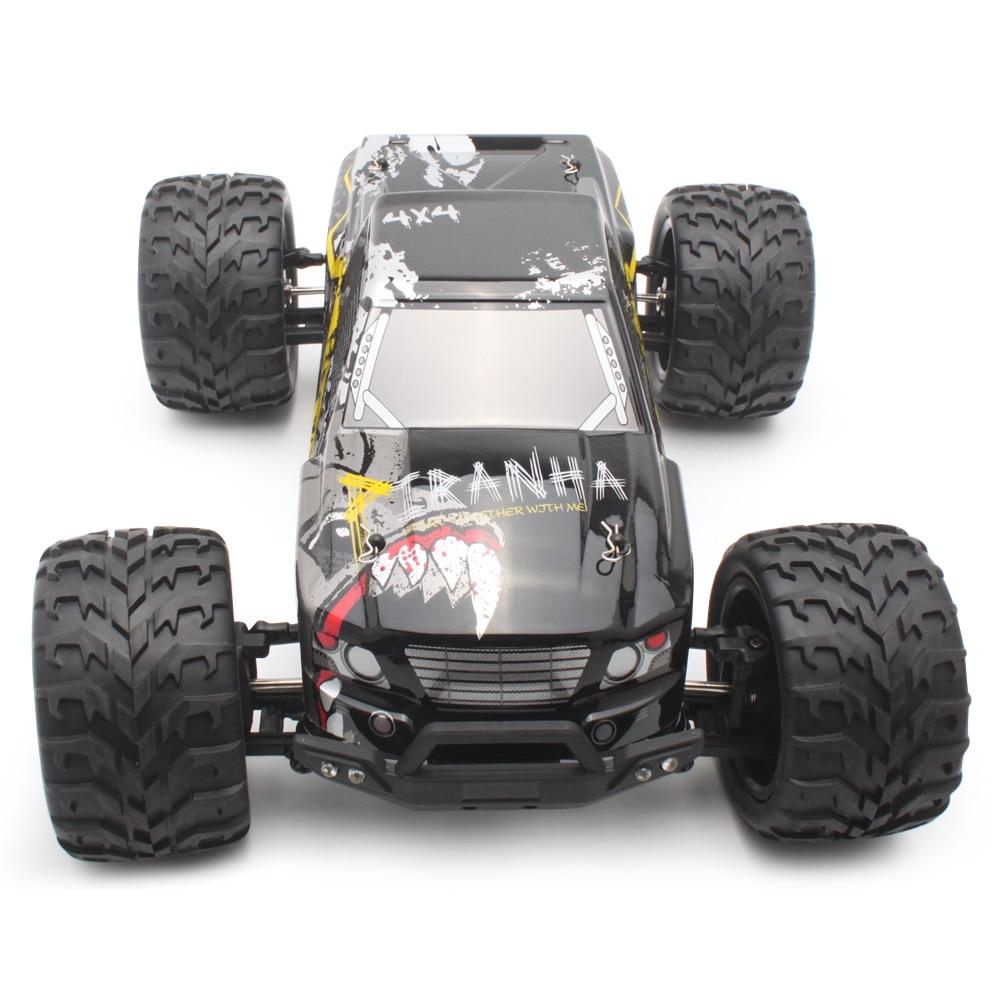 9200 1:12 RC Car 2.4G 4WD ელექტრო - დისტანციური მართვის სათამაშოები - ფოტო 1