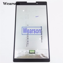 For Lenovo TAB2 A7-30HC A7-30TC Touch Screen Sensor With LCD Panel Assembly Original Free Shipping With Tracking Number