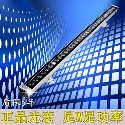 36 w led pared lavado líneas de luz lámpara al aire libre led lámpara de agua