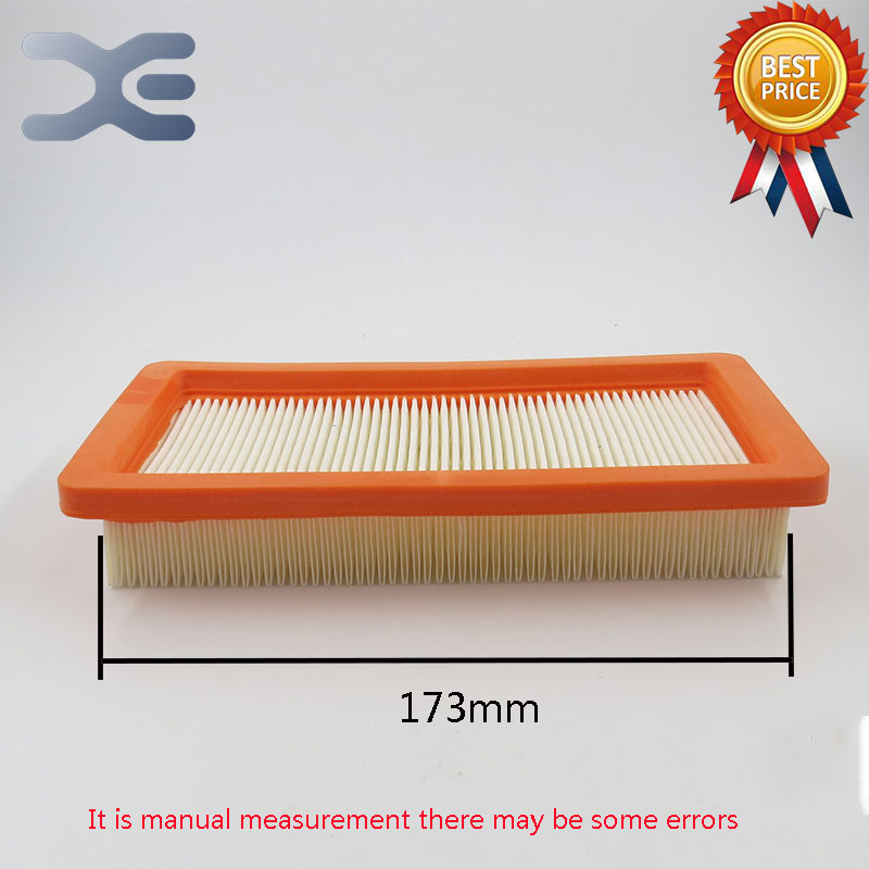 5Pcs Robot Vacuum Cleaner Replacement Parts Hepa Filter Filters For Karcher DS5500 6000 5600 5800 Vacuum Cleaner Part New 1 piece robot vacuum cleaner wheels including right wheel assembly replacement for a320 a325