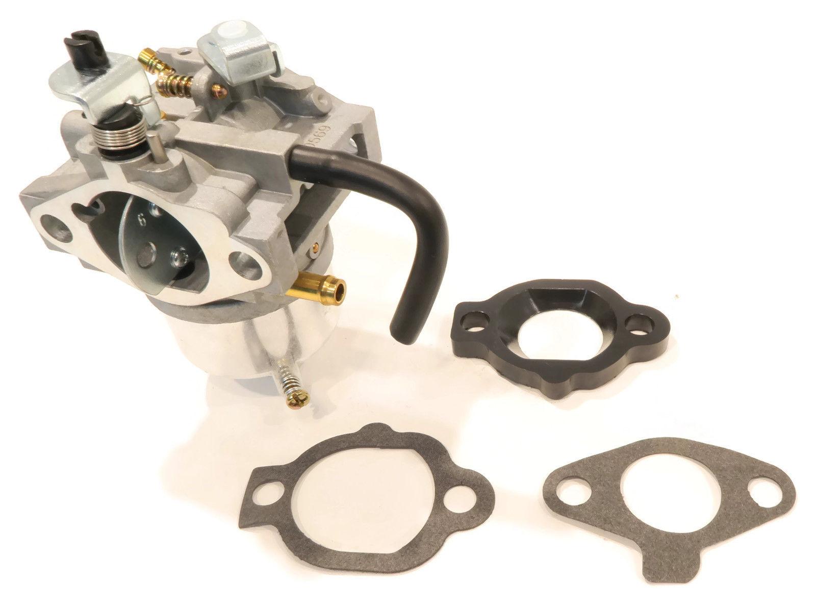 CARBURETOR W/ GASKETS INSULATOR KIT 492256  FOR SNAPPER MURRAY BRIGGS&STRATTON 260000 261000 MODEL ENGINE 282028 272121