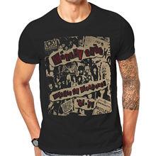 a0a83652e215 Motley Crue Camiseta de Banda de Rock T-shirt Dos Homens Senhoras Legal  Velho preto Retro New 2018 Novo Estilo do Verão T-Shirt .