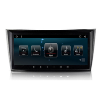 9 Android 4 2 Car Radio DVD GPS Navigation Central Multimedia For Mercedes Benz E W211
