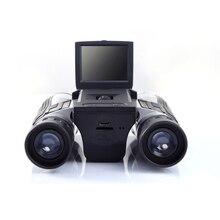 лучшая цена 12x32 High-Definition Digital Telescope 2.0'LTPS Display Full HD USB2.0 Interface Multi-function Telescope Video Photo Recording