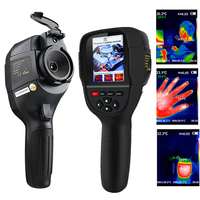 35200 Pixel Traffic Color Display Thermal Imager Medical 3.2 Screen Temperature Heat Detector Infrared High Resolution Portable
