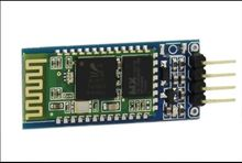 5PCS/LOT HC-06 Wireless Serial 4 Pin Bluetooth RF Transceiver Module RS232 TTL for Arduino