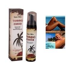 100 мл автозагара для тела бронзатор для кожи длительное увлажнение солнцезащитный лосьон для загара крем для тела солнцезащитный крем для ухода за кожей