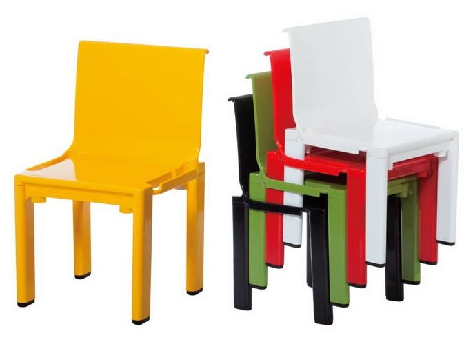 Kids plastic stoel baby school stoel kinderen stapelbare stoel in