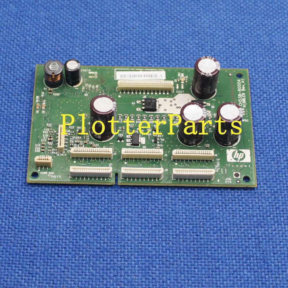 CK837-67005 Carriage PCA for HP Designjet T620 T770 T1120 T1200 T1300 T2300 used carriage pca board uesd for hp t770 t790 t795 t1200 t620 t2300 t1300 t1200ps t1120 t1120ps t1300 t2300 ck837 67005 ch538 60004