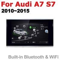 hd מסך נגן מולטימדיה GPS רדיו לרכב אנדרואיד עבור אאודי A7 S7 4G8 2010 ~ 2015 MMI מסך סטריאו HD ניווט Navi מדיה (5)