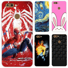 Soft Silicone Phone Cover For ZTE Blade A530 A510 A512 A520 A1 AF3 A6 L3 L4 L5 L7 L110 X5 X7 X9 V6 V9 VITA V7 V8 Lite Phone Case(China)