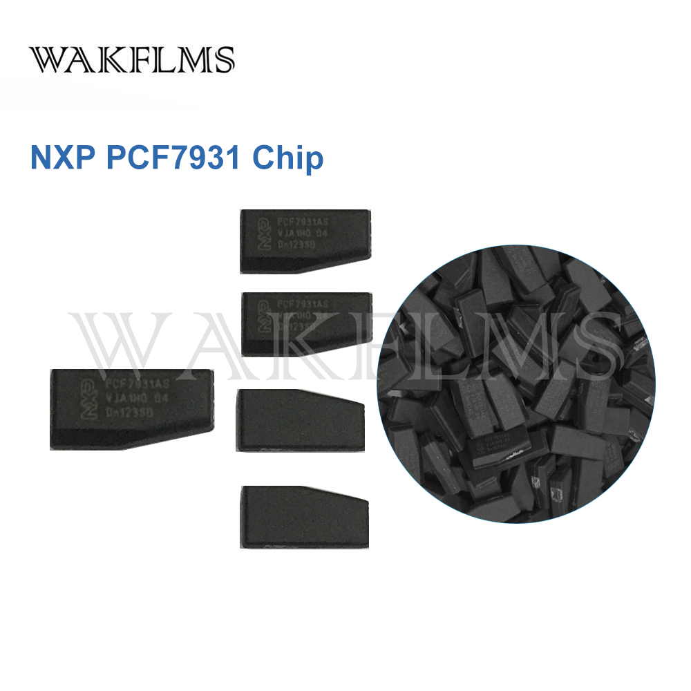 5cs/lot High Quality Original NXP PCF7931 ID33 Car Transponder Chip Replace T5 chip(China)
