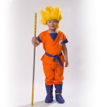 Dragon Ball Sun Wukong costumes Childrens Day Carnival Fantasy Comic Movie Party Purim Halloween