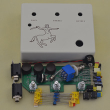Best Diy guitar Effects Overdrive pedal kit Professional handmade Overdrive guitar Pedal  part free shipping