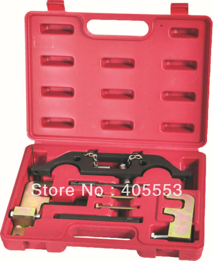 Car Camshaft Engine Timming Attrezzo Messa Fase Tools Kit Set for Renault WT04A2049 wholesale 2 2 2 5 dci engine camshaft timing tool crankshaft alignment locking set for renault auto repair tools 2pcs lot