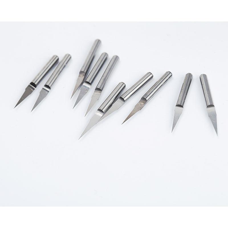 10tk / partii 3,175mm CNC ruuteri bittiga kraad 10 15 20 - Tööpingid ja tarvikud - Foto 6