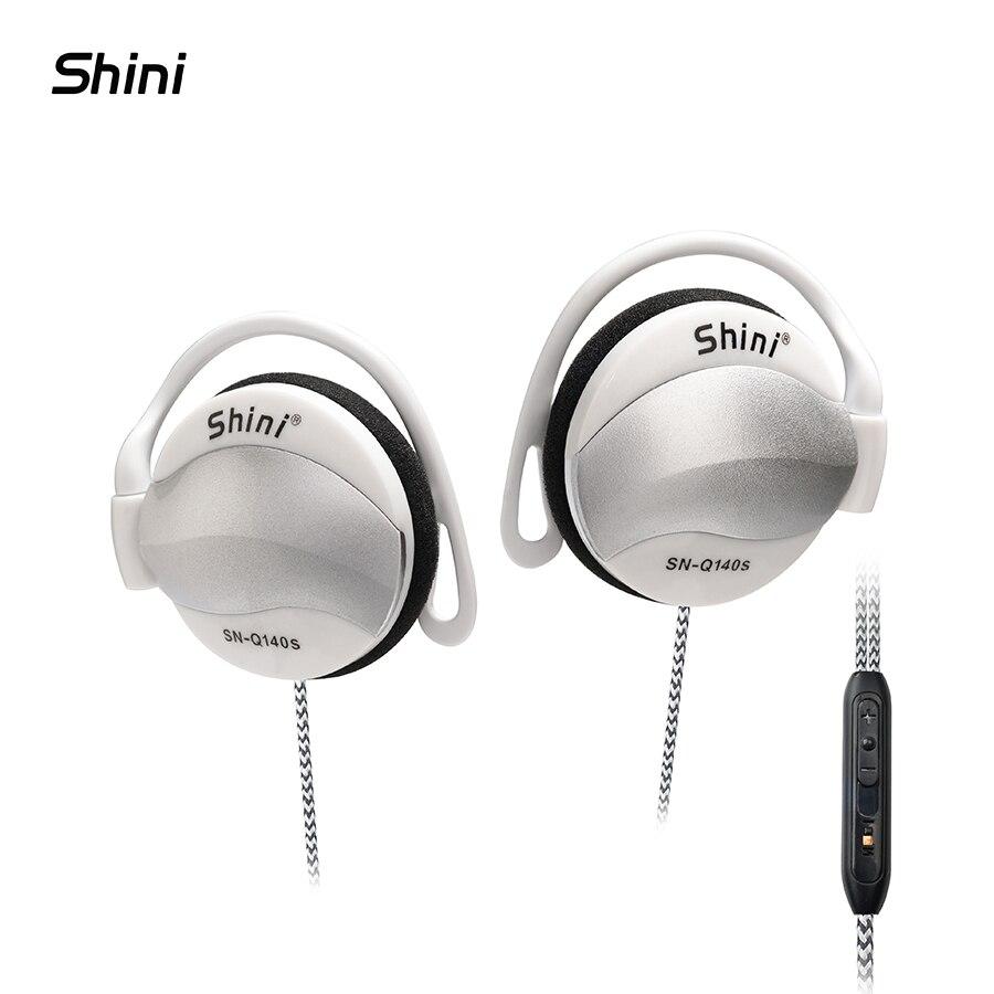 Shini 140 s de propósito general auricular de gancho de oreja los auriculares co
