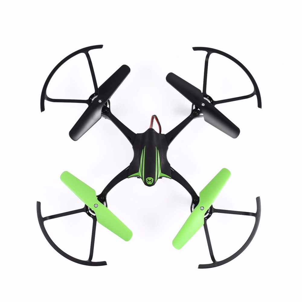 OCDAY RC Drone 2.4Ghz 4CH Remote Control Helicopter One-touch Stunt Quadcopter Auto Hover Launch Kids RC Toy