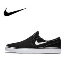 0509f08a44d Original auténtico NIKE Nike SB Zoom Stefan Janoski Slip-On VNC para Hombre  Zapatos de