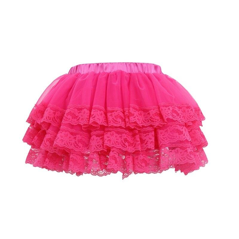 Трехслойные юбки